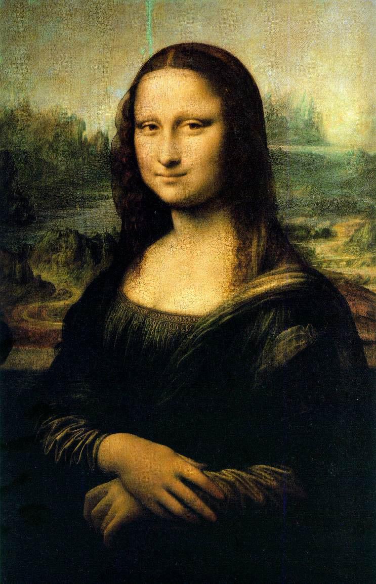 La Gioconda de Da Vinci, tiene la mirada de su...